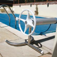 "Plastica Slidelock Telescopic Reel (Small) For Covers up to 4.3m (14' 1"") Wide"